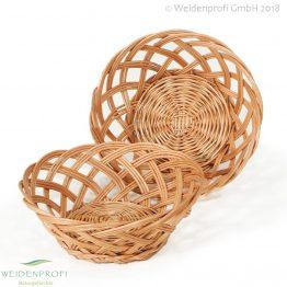 Brotkörbe aus Weide
