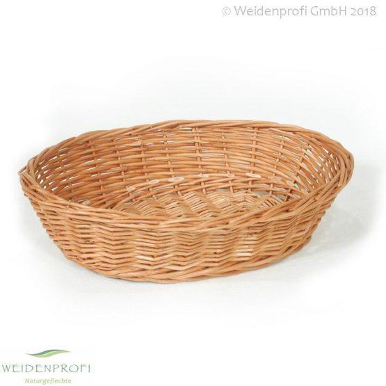 Geschenkkorb Weide, oval